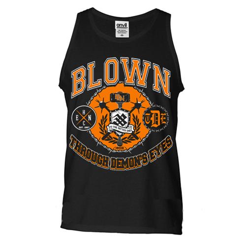 Tank Shirt Crest