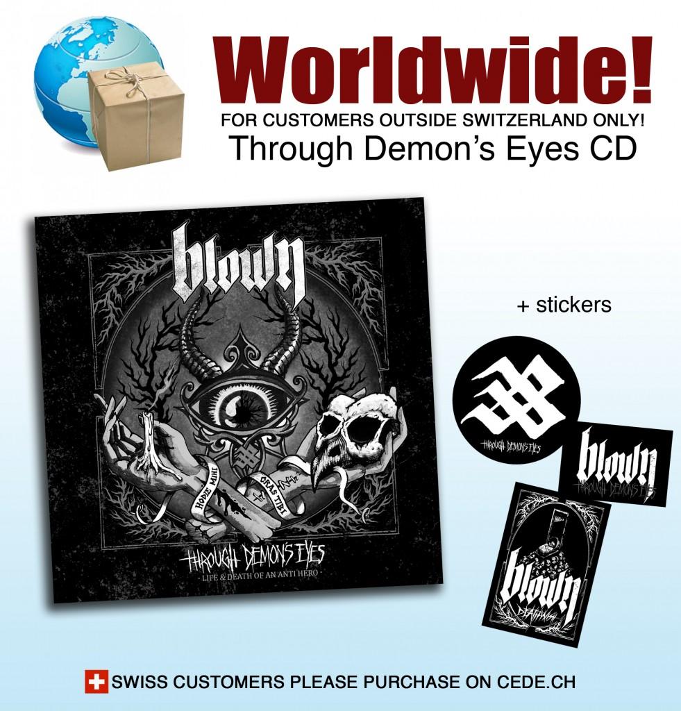 CD world